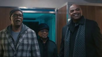 Capital One TV Spot, 'All Aboard' Featuring Charles Barkley, Spike Lee, Samuel L. Jackson, Gladys Knight