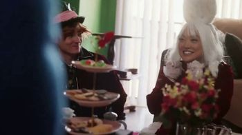 Disney World TV Spot, 'Alice in Wonderland Party: Tickets' Song by Rex Allen - 39 commercial airings