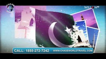 Chase World Travel TV Spot, 'Pakistan or India: $699 +Tax' - Thumbnail 1