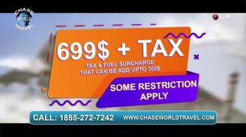 Chase World Travel TV Spot, 'Pakistan or India: $699 +Tax' - Thumbnail 2