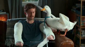 Aflac TV Spot, 'Half-Court Hurt' Featuring Rob Riggle, Lil Rel Howery - Thumbnail 7