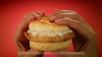 Wendy's Honey Butter Chicken Biscuit TV Spot, 'NCAA March Madness: Free' - Thumbnail 5