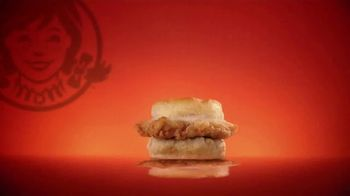 Wendy's Honey Butter Chicken Biscuit TV Spot, 'NCAA March Madness: Free' - Thumbnail 6