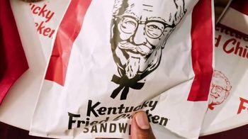 KFC Chicken Sandwich TV Spot, 'Chicken Business' - Thumbnail 2