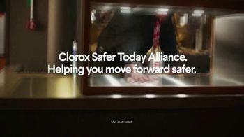 Clorox TV Spot, 'Clorox Safer Today Alliance' - Thumbnail 8