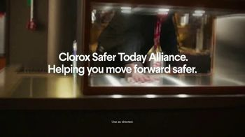 Clorox TV Spot, 'Clorox Safer Today Alliance'