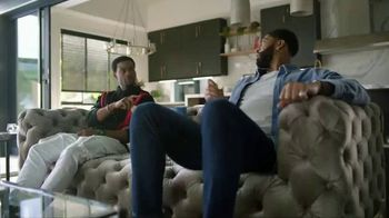 Ruffles TV Spot, 'Ruffles Without Ridges: T-Pain and Knight' Featuring Anthony Davis, King Bach - Thumbnail 9