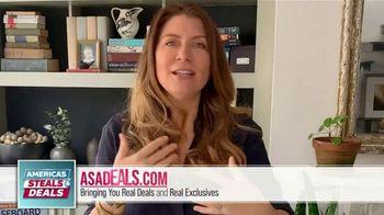 America's Steals & Deals TV Spot, 'Baseboard Buddy' Featuring Genevieve Gorder - Thumbnail 1