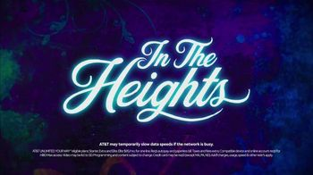AT&T Wireless Unlimited Elite Plan TV Spot, 'Home Theater: In the Heights' - Thumbnail 9