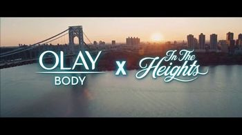 Olay Body Wash With Retinol TV Spot, 'In the Heights: Feeling Stressed' - Thumbnail 2