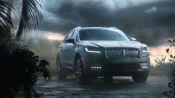 Lincoln Motor Company TV Spot, 'Comfort in the Extreme: Rain' [T1] - 85 commercial airings