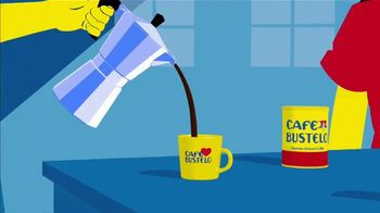Café Bustelo TV Spot, 'In the Heights: Café Bustelo Was Here' Song by HiFi Project