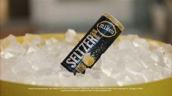 Mike's Hard Lemonade Seltzer TV Spot, 'Last One' Featuring Mike Tyson