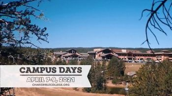 Charis Bible College TV Spot, '2021 Campus Days' - Thumbnail 9