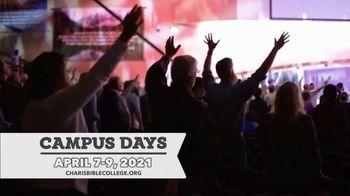 Charis Bible College TV Spot, '2021 Campus Days' - Thumbnail 6