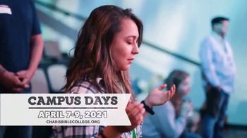 Charis Bible College TV Spot, '2021 Campus Days' - Thumbnail 8