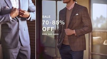Macy's One Day Sale TV Spot, 'Jewelry, Shoes and Sandals, Dressed Up Looks for Him' - Thumbnail 7