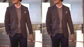 Macy's La Venta de Un Día TV Spot, 'Joyas de diamante, zapatos y estilos para él' [Spanish] - Thumbnail 1