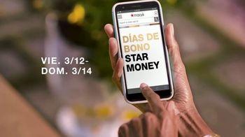 Macy's La Venta de Un Día TV Spot, 'Joyas de diamante, zapatos y estilos para él' [Spanish] - Thumbnail 6