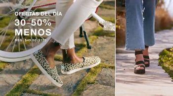 Macy's La Venta de Un Día TV Spot, 'Joyas de diamante, zapatos y estilos para él' [Spanish] - Thumbnail 4
