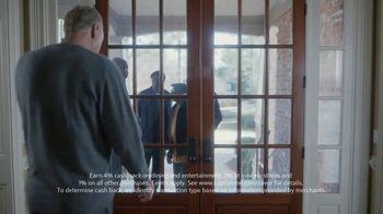 Capital One Savor Card TV Spot, 'Birdwatching' Ft. Larry Bird, Samuel L. Jackson, Charles Barkley - Thumbnail 2
