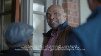 Capital One Savor Card TV Spot, 'Birdwatching' Ft. Larry Bird, Samuel L. Jackson, Charles Barkley - Thumbnail 3