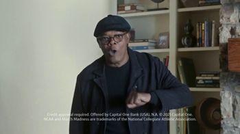 Capital One Savor Card TV Spot, 'Birdwatching' Ft. Larry Bird, Samuel L. Jackson, Charles Barkley - Thumbnail 8