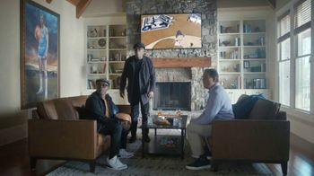 Capital One Savor Card TV Spot, 'Birdwatching' Ft. Larry Bird, Samuel L. Jackson, Charles Barkley