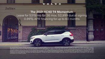 2021 Volvo XC40 TV Spot, 'The Runner' [T2]