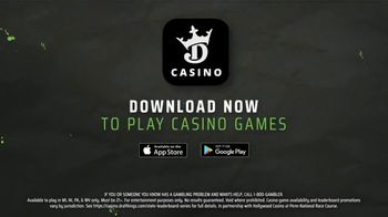 DraftKings Casino TV Spot, 'Mobile Casino App: Leaderboard Legends Series' - Thumbnail 9