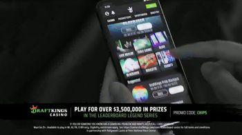 DraftKings Casino TV Spot, 'Mobile Casino App: Leaderboard Legends Series' - Thumbnail 4