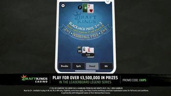 DraftKings Casino TV Spot, 'Mobile Casino App: Leaderboard Legends Series' - Thumbnail 5