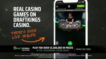 DraftKings Casino TV Spot, 'Mobile Casino App: Leaderboard Legends Series' - Thumbnail 6