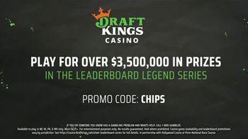 DraftKings Casino TV Spot, 'Mobile Casino App: Leaderboard Legends Series' - Thumbnail 7