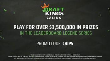 DraftKings Casino TV Spot, 'Mobile Casino App: Leaderboard Legends Series' - Thumbnail 8