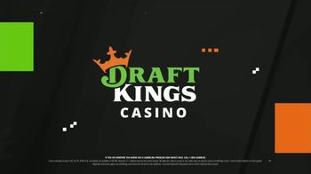 DraftKings Casino TV Spot, 'Live Dealer Table: Deposit Bonus' - Thumbnail 1