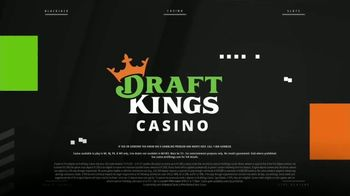 DraftKings Casino TV Spot, 'Live Dealer Table: Deposit Bonus' - Thumbnail 10