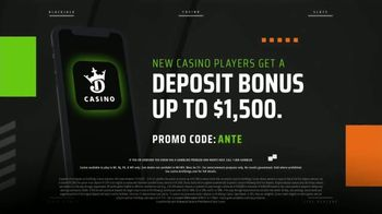 DraftKings Casino TV Spot, 'Live Dealer Table: Deposit Bonus' - Thumbnail 7