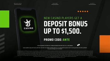 DraftKings Casino TV Spot, 'Live Dealer Table: Deposit Bonus' - Thumbnail 8