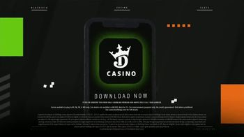 DraftKings Casino TV Spot, 'Live Dealer Table: Deposit Bonus' - Thumbnail 9