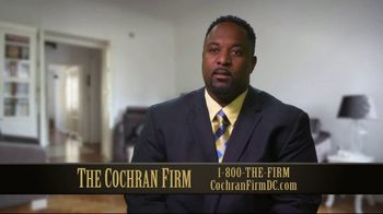 The Cochran Law Firm TV Spot, 'Getting What You Deserve: Real Clients' - Thumbnail 10