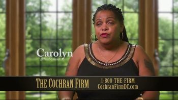 The Cochran Law Firm TV Spot, 'Getting What You Deserve: Real Clients' - Thumbnail 4
