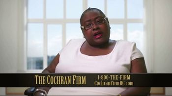 The Cochran Law Firm TV Spot, 'Getting What You Deserve: Real Clients' - Thumbnail 6
