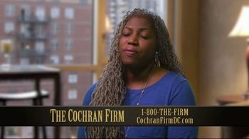 The Cochran Law Firm TV Spot, 'Getting What You Deserve: Real Clients' - Thumbnail 7