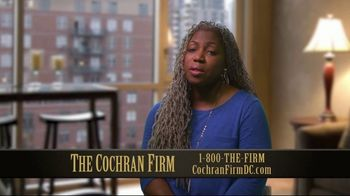 The Cochran Law Firm TV Spot, 'Getting What You Deserve: Real Clients' - Thumbnail 8