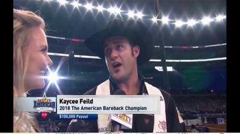 The American Rodeo TV Spot, '2018 Champions' - Thumbnail 4
