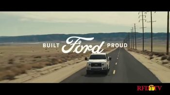 Ford F-Series TV Spot, 'Georgia Farm Bureau Insurance: Farming and Trucks' [T1] - Thumbnail 8