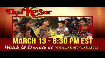 Ekal Vidyalaya Foundation TV Spot, 'Free Virtual Concert' - Thumbnail 8