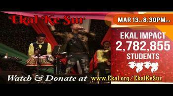 Ekal Vidyalaya Foundation TV Spot, 'Free Virtual Concert' - Thumbnail 5