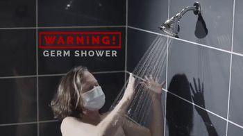 AquaCare TV Spot, 'A Great Shower' - Thumbnail 2